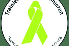 Logo der Vereinigung Trainieren statt dominieren