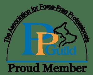 Logo Mitgliedschaft Pet Professional Guild - Gewaltfreier Umgang mit dem Hund